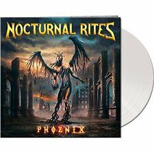 Nocturnal Rites-Phoenix (Gtf. Clear Vinyl) VINYL NEW