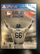 MLB 15: The Show - Used PS4, PlayStation 4 Game