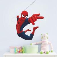 Spiderman Wandsticker Wandtattoo Kinder Spinne Aufkleber Wandaufkleber Tattoo