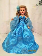 """""""Sapphire Charm""""  Gown for 20"""" Miss Revlon   by Ms Dee"""