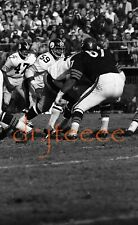 1969 Ray May PITTSBURGH STEELERS - 35mm Football Negative