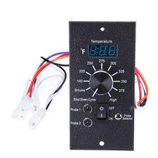 120V Upgrade Digital Thermostat Controller Board For Traeger Wood Pellet o