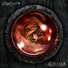 ASP Akoasma – Horror Vacui Live 2CD Digipack 2008