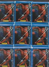 10 paquets stickers SPIDER-MAN  PANINI image