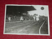 [Coll.J. DOMARD SPORT] OLYMPIC GAMES PARIS 1924 100m SCHOLZ ORIGINAL PHOTO PRESS