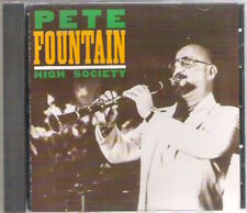 Pete Fountain HIGH SOCIETY Dixielanders CD Classic Jazz 1992 As New Collectors