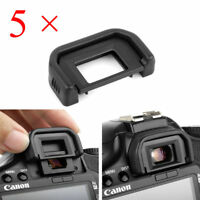 5PC EF Eyecup Eyepiece Viewfinder For Canon EOS 600D 550D 650D 700D 1000D NEW