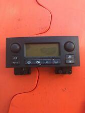 CITROEN C4 Digital Heater Climate Control Unit 9658084577