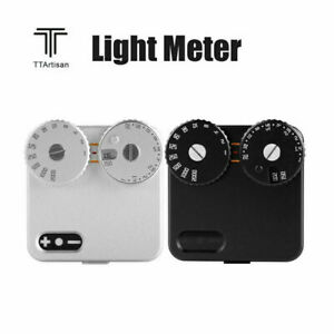TTartisan Light Meter Two Dial Set-top Reflection Adjust Leica Camera Aperture