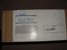 Cantar Leaf Net Pool Cover