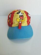 Vintage Mickey Mouse Kids Cap hat by Fresh caps ltd