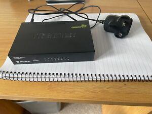 TRENDnet 8-port Gigabit GREENnet Switch TEG S82g