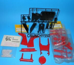 Kyosho Big Brute Parts Lot BB-11 BB-12 Sassy Chassis Pins Vintage RC Part