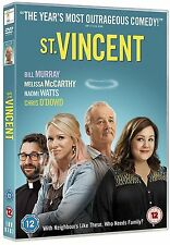 St. Vincent [DVD] [2015] Bill Murray ** BRAND NEW & SEALED - FAST UK DISPATCH **