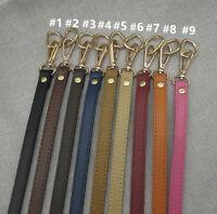 Leather Shoulder Crossbody Handbag Replacement DIY Bag Belt Strap Adjustable