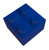 Lego 50 Stück Stein 2x2 in blau (3003) Neu blaue Steine Baustein Blocks Basics