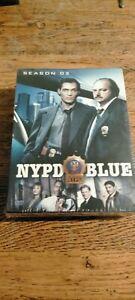 NYPD BLUE: SEASON 02 (6PC) NEW SEALED DVD