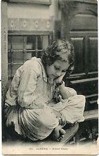 CARTE POSTALE / POSTCARD ALGERIE / ENFANT ARABE