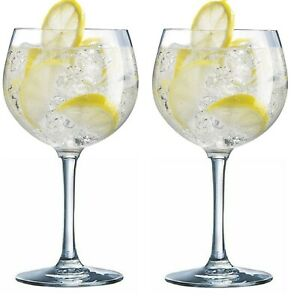 Juniper Large Gin Balloon Glass 2 x 70cl Arcoroc Cocktail Bowl Drinking Glass