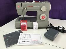 SINGER 4452 HEAVY DUTY SEWING MACHINE Authorized Singer Dealer