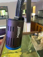 New listing Kessil A150W Ocean Blue Aquarium Light Plus Gooseneck