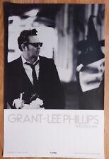 Music Poster Promo Grant-Lee Phillips ~ Widdershins