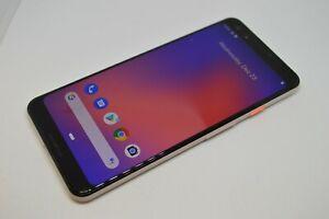 Google Pixel 3 - 64GB - PINK (Unlocked) GSM AT&T T-MOBILE VERZON #L440