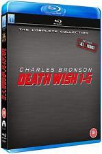 Death Wish 1 - 5 (DVD, 2014, 5-Disc Set)