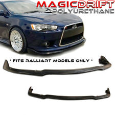 2009-2014 Mitsubishi 9G Lancer CS2 CS Front Lip Splitter for RALLIART Models