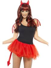 Delicious Devil Kit Halloween Adult Womens Smiffys Fancy Dress Costume Accessory