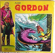 FLASH GORDON  COMPLETA 1-8 1973 SPADA FUMETTO ALEX RAYMOND