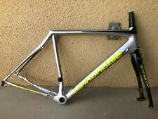 Cannondale Synapse 2017 54cm Carbon Disc Frame and Fork