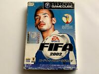 Nintendo Game Cube FIFA 2002 Road to FIFA World Cup Japan  Gamecube memory card