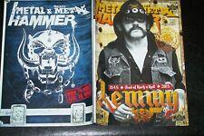 MOTORHEAD LEMMY 1945-2015 GREEK METAL HAMMER MAGAZINE 2/2016 COLLECTIVE EDITION