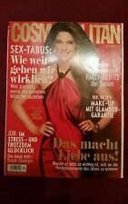 Cosmopolitan 12/2012 Ashley Greene Jude Law Iris Berben David Kross