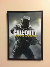 Call of Duty Infinite Warefare Framed Poster Print A4 260gsm