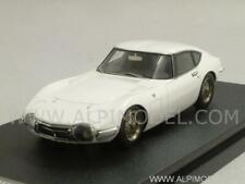 Toyota 2000 GT Prototype n.2 1967 White resin 1:43 HPI RACING 8834