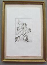 BDSM Sklavin  Erotik    Po  originale alte Zeichnung  5