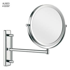 Cosmetic Mirror single Arm, Swivel & Height Adjustable by Aliseo AL.020597