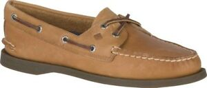 Sperry Top-Sider Authentic Original Boat Shoes (Women's) in Sahara - NEW