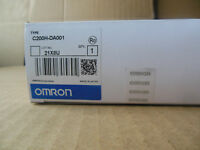 OMRON PLC C200H-DA001  FREE EXPEDITED SHIPPING  NEW