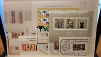 (P) West Germany, mini-sheets full set ( 21 issued between 1949-1990)  MNH **.