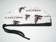 Surgical Scrub Hats/Cap NFL Atlanta Falcons