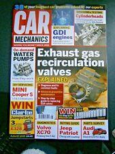 Car Mechanics Magazine August Issue 2019 (new)