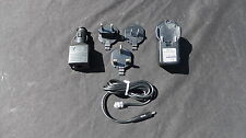 NEW NOKIA TRAVEL CHARGING KIT 4 USA, EUROPE OZ & CAR
