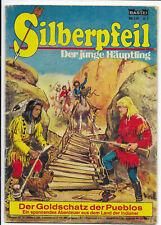 Silberpfeil Nr.1 von 1970 - ORIGINAL BASTEI WESTERN COMICHEFT Frank Sels
