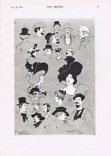 1895 Casino De Paris Hounsom Byles Dick Dunn Fred Barrett