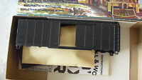 Vintage HO Scale Athearn Undecorated 40 ft Box Car Kit in Box 1200