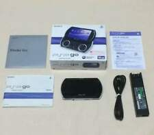 Used PSP go PlayStation portable go Piano Black PSP-N1000PB with box In Stock