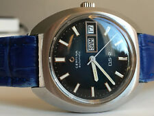 CERTINA DS-2  Certiday Automatic *BLUE dial, 1973*